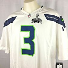finest selection 6c5e2 ad767 Russell Wilson Super Bowl NFL Jerseys for sale | eBay
