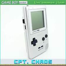 Nintendo Game Boy Pocket Silver Handheld System