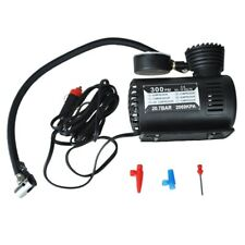 12v Car Auto Electric Pump Air Compressor Portable Tire Inflator 300ps Y5R4