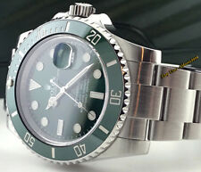 Polishing Service for Rolex Submariner 116610LV Green Hulk Anniversary or 116610