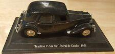 RARE NOREV CITROEN TRACTION 15/6 H 1955