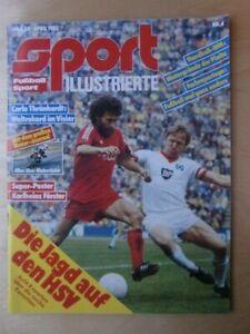 Fußball Woche Nr 4/1983 Sport Illustrierte Bundesliga