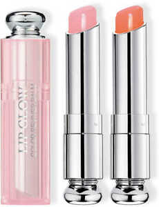 Dior Addict Duo Lip Glow 001 Pink + 004 Coral