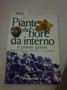 Piante da fiore da interno e piante grasse