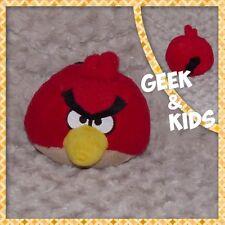 Peluche Angry Birds Rouge - 12cm - Ref C31B
