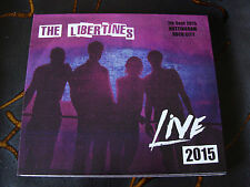 Slip Double: The Libertines : Live 2015 Nottingham Rock City : 2 CDs