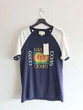 Gucci Impresión De Algodón Camiseta Talla L