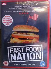 Ethan Hawke Avril Lavigne Bruce Willis FAST FOOD NATION | 2006 | UK DTS DVD