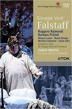 Verdi - Falstaff, New DVDs