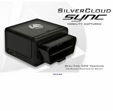 Covert Real Time SilverCloud Sync Hidden GPS Tracker Micro Tracking Device