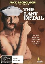 The Last Detail (Jack Nicholson DVD) R4 BRAND NEW SEALED - FREE POST!