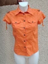 Chemisier Orange YESSICA C&A Taille 36