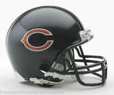 Chicago Bears Z2B Mask Mini Helmet Replica