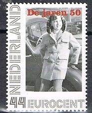 Nederland 2563-Aa-8 Nostalgie in postzegels de jaren 50 Houtje-touwtje jas