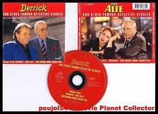 DERRICK,DER ALTE,DER MANN OHNE SCHATTEN (BOF/OST) (CD)