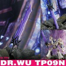 DR.WU TP09N TFP Stealth Sword For Tranformers Megatron New