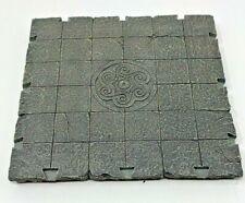 "Dwarven Forge Master Maze Original resin 6"" x 6"" FLOOR TILE PAINTED D&D Dungeon"