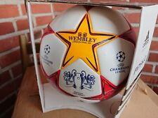 Adidas Champions League Final Wembley 2011 OMB Official Matchball Box soccer