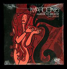 Maroon 5 Harder To Breathe Dvd Single Promo 2003 Sealed