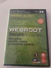 Webroot Secure Anywhere for Windows 8