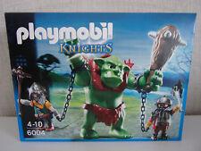 Trol luchadores Playmobil Knights