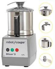 Robot Coupe Blixer 3 Blender Mixer Commercial Food Processor Restaurant Catering