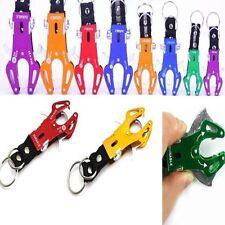 Key Climb Ring Clip Chain Carabiner Tools Keychain Keyring