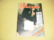 rare oop PEACHES No 39 Mens Monthly adult material vintage UK Copyright 1977 18+