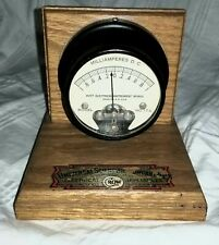 Vintage Hoyt Electric Instrument Works Universal Scientific Company