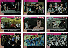 Archer Seasons 1 to 4 Spy (Just the) Tips Complete 9 Card Foil Chase Set