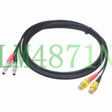 Audio Mark Levinson Madrigal AV RCA Jack Camac Twin Crystal Cable Detector 6FT