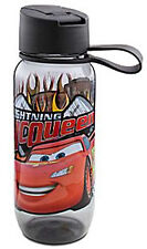 Disney Store Cars Lightning McQueen Tow Mater Water Bottle Snot Rod