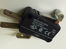 OTEHALL 383/25/10G/ZDS0 15A ROLLER MICROSWITCH (x1)                     fba14a