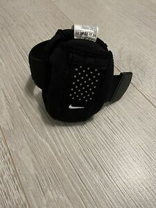 Nike Black Running Arm Band Size 1
