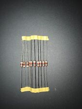 10 PCS 1% .5w 68ohm Metal Film Resistor NOS