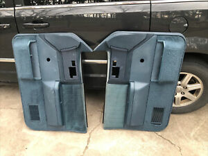 General Motors Genuine Oem Interior Door Panels Parts For Chevrolet S10 For Sale Ebay