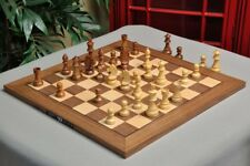The DGT Projects Electronic Chess Board (eBoard) - USB Walnut - with Timeless Ch