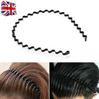 "Plain Ribbon Narrow Alice Hair Band Headband Bridesmaid 1cm Accessories 0.4/"""
