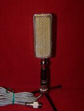 Very rare Vintage Schumann microphone,mic,microfoon mikrofon
