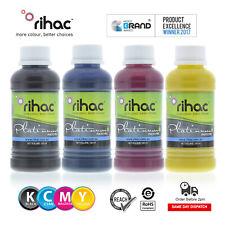 Rihac Pigment Inks for Canon Maxify Printers using PGI1600 & PGI2600 Cartridges