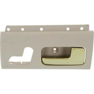 Door Handle For 2003-2011 Lincoln Town Car With Beige Housing Front Right Inner
