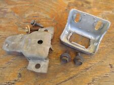 1966 Mercury Comet Trunk Latch / Catch - Good Working Condition - Free Shipping