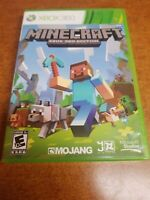 Minecraft (Microsoft Xbox 360, 2013)(Tested)