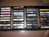 80's Hair Band/Rock/Hard Rock/ collection of Cassettes 22 in total for $35.00