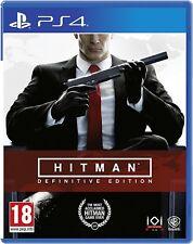 Hitman Edición Definitiva | PlayStation 4 PS4 Nuevo (4)