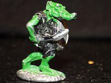 Citadel ORC FTO-02 Metal Miniature Dungeons Dragons Pre Slotta Sword Vintage Lot