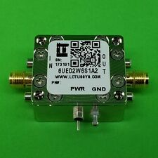 """RF Enclosure Kit for 0.020""""/0.5mm PCB with 0.75""""x0.5625"""" Board (Active)"""