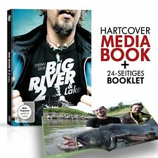 Stefan Seuß Big River 2 & Lake DVD - Welsangeln in Deutschland, Waller Angelfilm
