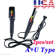 USA! 2pcs Economy Acrylic 3D Channel Letter Making Tool Bender, A+U Type