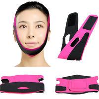 Chin Cheek Slim Thin Lift Up Anti Wrinkle Mask Strap Band V Face Line Belt Care